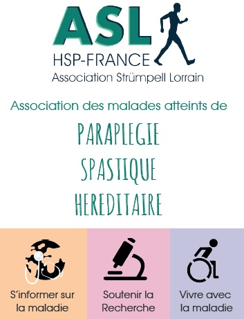 Association des malades atteints de paraplégie spastique héréditaire