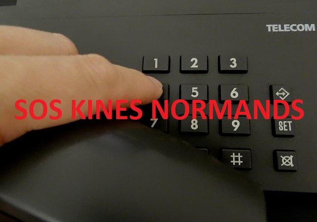 Plateforme téléphonique SOS KINES NORMANDS : FAQ et Procédure