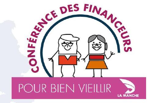 Appel à projet 2021 – Conférence des financeurs de la prévention de la perte d'autonomie de la Manche