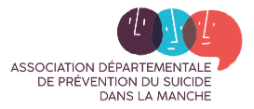 Information relative à l'Association Départementale de Prévention du Suicide dans la Manche
