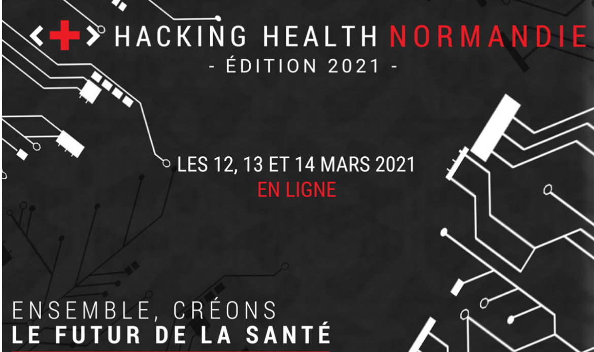 5e édition du marathon de l'innovation Hacking Health Normandie