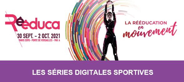 REEDUCA : les séries digitales sportives